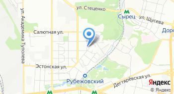 Киевское областное отделение ЦКВНОУ на карте