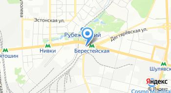ГП Государственный дорожный НИИ им. М.П. Шульгина на карте