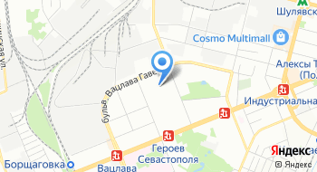 Клиника Вет-Альянс на карте