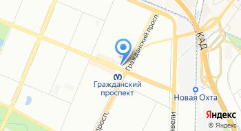 Интернет-магазин Tech4people.ru на карте