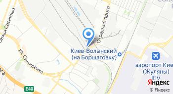 Интернет-магазин Kolesiko.ua на карте