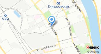 Горноспасательная служба на карте