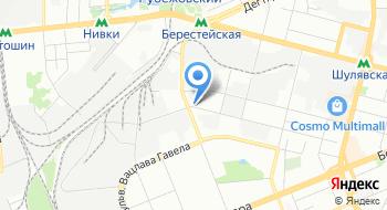 Компания Экоинструмент-Киев на карте