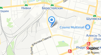 Всеукраинский центр концертно-театральных программ Святовид на карте