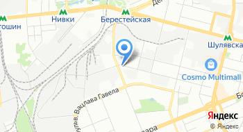 Litacom на карте