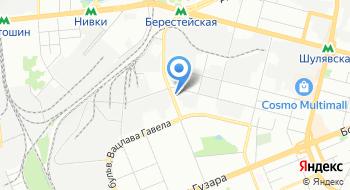 1 Икорный Супермаркет на карте