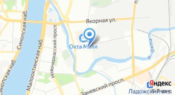 Энамеру на карте