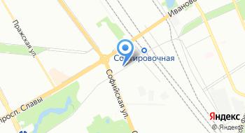 Санкт-Петербургское государственное бюджетное учреждение здравоохранения Санитарный транспорт на карте