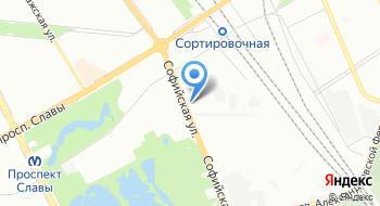 Цех №11 Почта России на карте