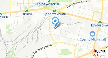 АЗС КЛО на карте