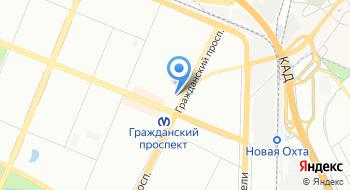 Зоосалон Лапочка на карте