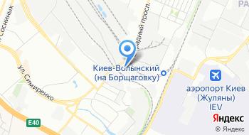 Ирвин Украина на карте