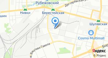Компания Технофуд на карте