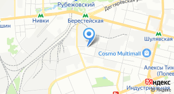 Компания Обрий на карте
