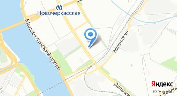 Бюро МСЭ №21 на карте
