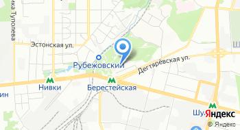 Детский спортивно-туристический клуб Stalker-Ukraina на карте