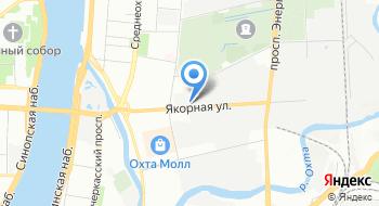 Автосервис Якорь на карте