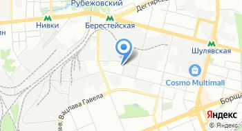 Компания Своя фортеця на карте