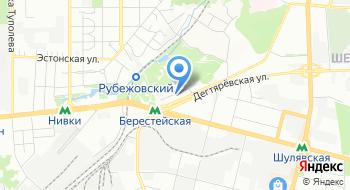 Спортклуб Атлетик-АС на карте