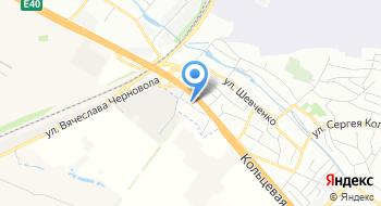 Центр моечного бизнеса на карте