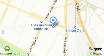 Агромир Санкт-Петербург на карте
