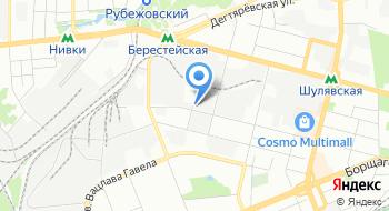 Альфа-Капитал А на карте