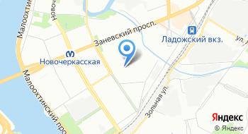Гбоу школа-интернат № 1 имени К. К. Грота на карте