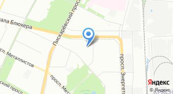 Гимназия-интернат №664 на карте