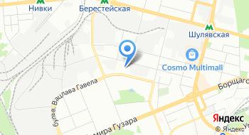 Компания Кашт Ивент Сервис на карте