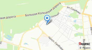 Военный комиссариат Подольского район на карте