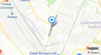 Компания Грузоперевозки Киев на карте