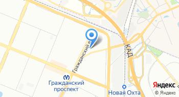 Единый центр автомобильной безопасности на карте