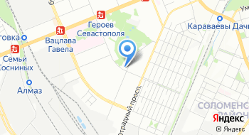 Компания Максформер на карте