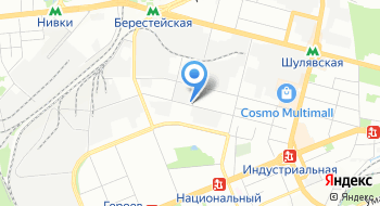 Интернет-магазин F.ua на карте