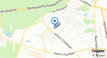 Интернет-магазин Ukrelectro на карте