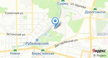 Компания Ама Фрейт Украина на карте