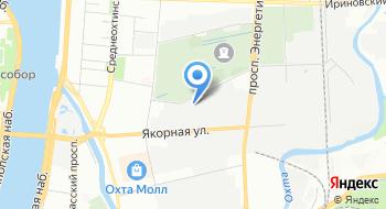 Санит-СПб на карте