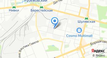 Автосервис Моторкрафт на карте