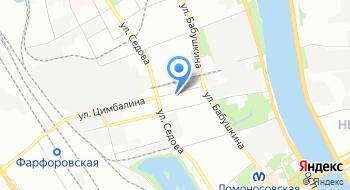 Федеральное казенное учреждение здравоохранения 3 Военный госпиталь внутренних войск Министерства внутренних дел Российской Федерации на карте