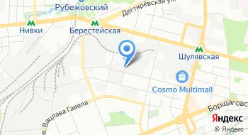 Интернет Телефония Дата центр на карте