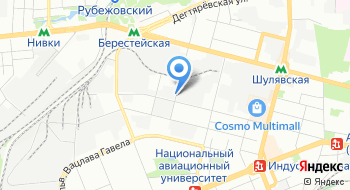 Компания Макс К групп на карте