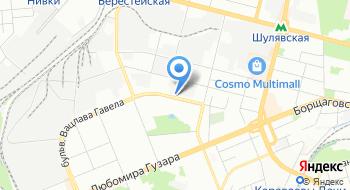 Аксессьон на карте