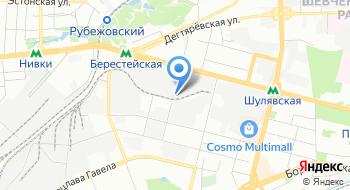 Компания Комплекссбудсервис на карте