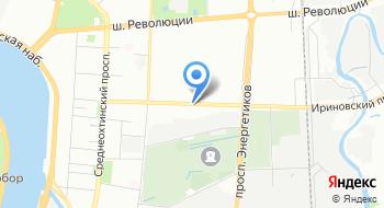 Адамант-СПб на карте