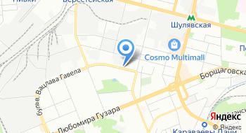 Эс.Эм.Эс. Центр Украина на карте