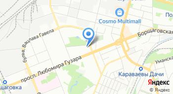 Консультативно-диагностический центр Соломенского района на карте