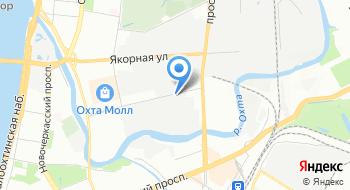 Сиз-Инвест на карте