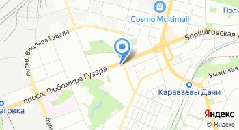 Ресторан Linas cafe на карте