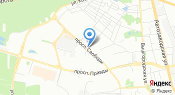 Интернет-агентство SeoGroup на карте