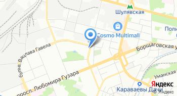 Отдел ЗАГС Соломенского районного управления юстиции на карте